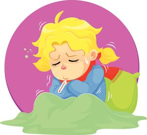 Docariv : votre santé - Votre enfant a de la fièvre, comment mesurer la température ?